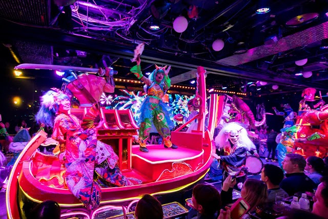 7 interesting and different nightlife places of Japanese youth