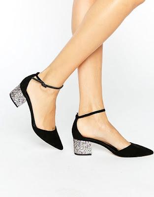 opciones de Zapatos de Tacon Bajo