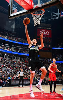 Ersan Ilyasova | Milwaukee Bucks - Atlanta Hawks