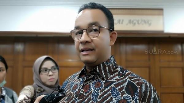 Dituding Selundupkan Anggaran, Anies Minta PDIP Melihat Sejarah