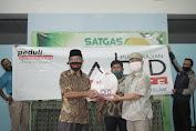 Imbas Pandemi Covid-19, Tajdid Institut (TI) Bandung, Peduli Membantu Warga Kurang Mampu