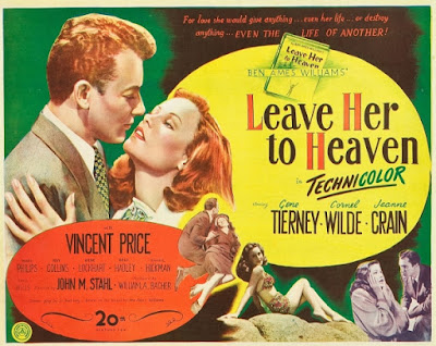 Watch Leave Her to Heaven (1945) free streaming movie
