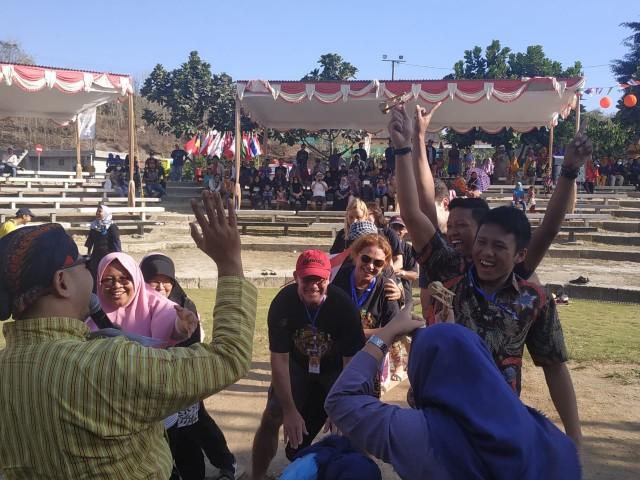 Serunya Yogya International Folklore Festival