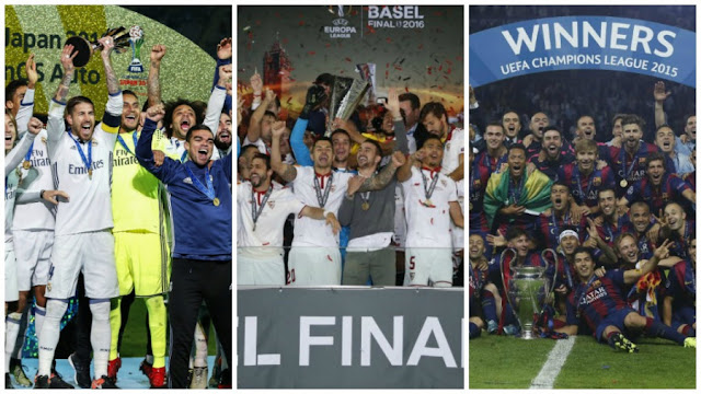 Los clubes españoles disparan el valor de la marca de La Liga