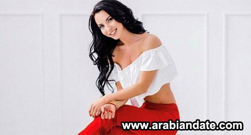 Anastasia , 32, USA Photo courtesy arabiandate