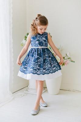 modelos de Vestidos de niña