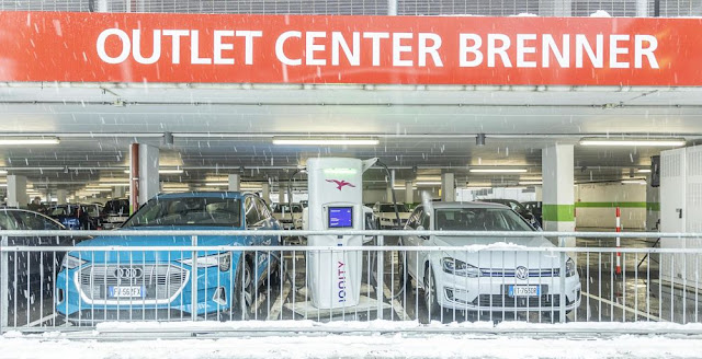 IONITY Expanding its Pan-European Network of High-power EV Charging Stations