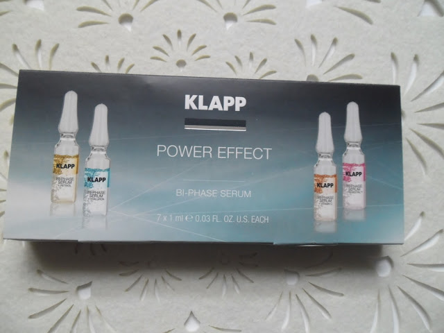 KLAPP POWER EFFECT