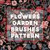 Garden Flowers Brushes Photoshop