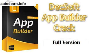 DecSoft App Builder 2020.38 Free Download With Crack Latest
