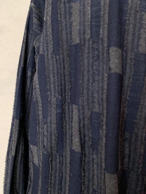 pas de calais【パドカレ】幾何JQ カーディガン◆八十八/丸亀香川県・eighty88eight/新居浜愛媛県エイティエイト