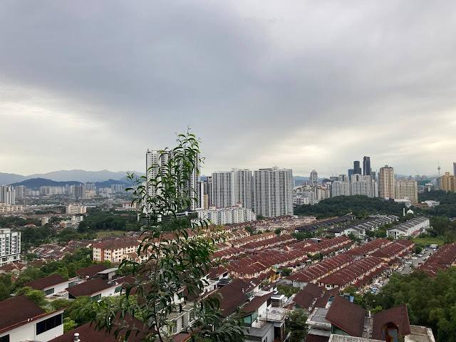 Hiking Bukit Sri Bintang, Kepong Kuala Lumpur