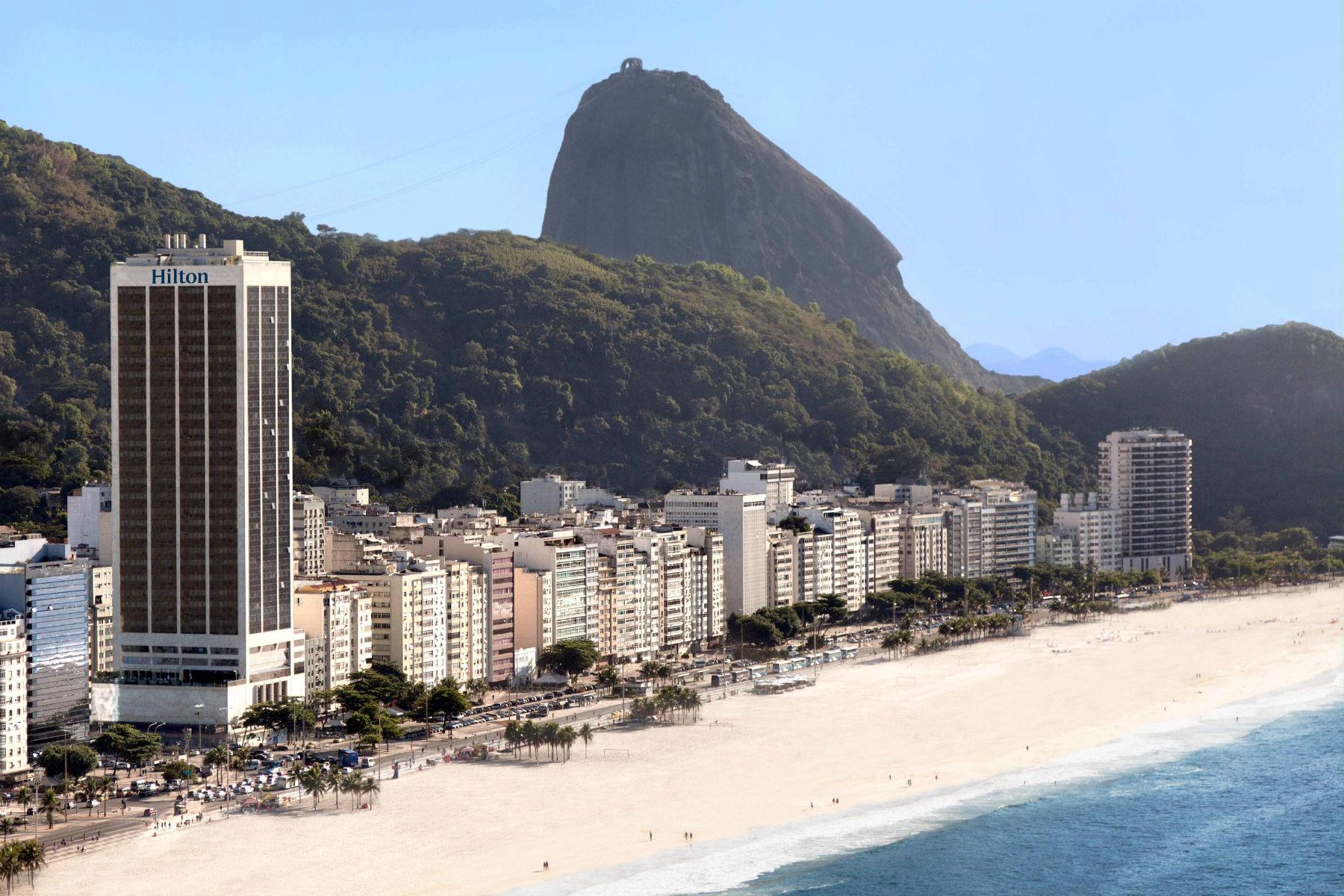 Hilton Copacabana Hotel Rio de Janeiro