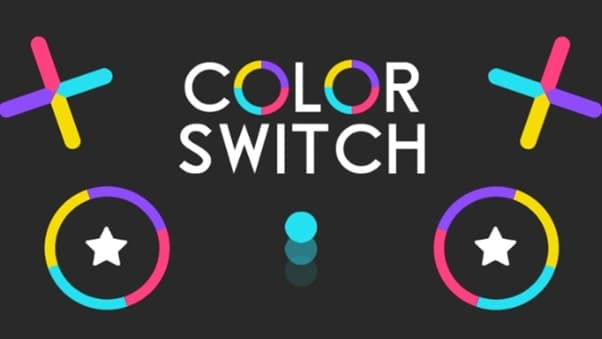 لعبة كلر سويتش, تنزيل لعبة Color Switch
