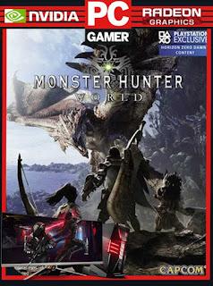 Monster Hunter World (2018) PC Full Español [GoogleDrive] PGD