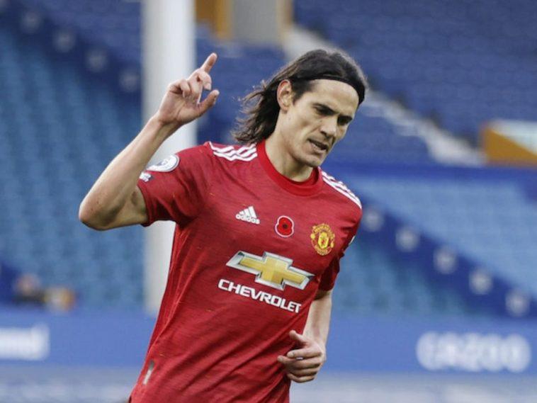 Edinson Cavani Signs Contract Extension With Man Utd Until June 2022