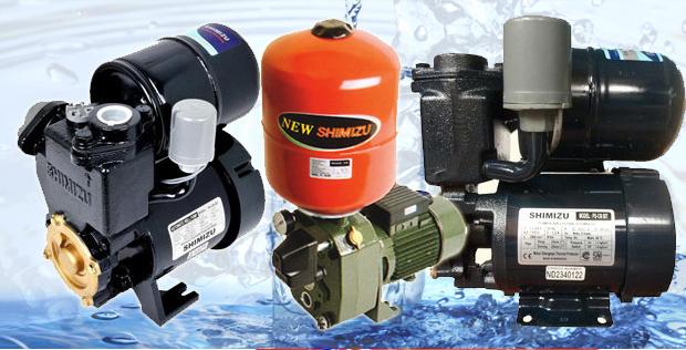Daftar Pompa Air Shimizu Terbaru Tipe Jet Pump
