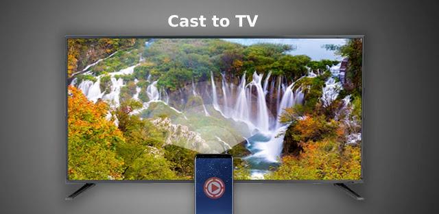 تنزيل تطبيق Cast TV  - تطبيق Cast متوافق مع جميع أنواع أجهزة الاستقبال لنظام الاندرويد