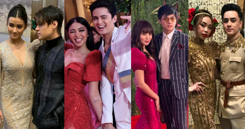 Favorite love teams, real-life couples grace the ABS-CBN Ball 2019