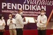 Penghargaan Program Sekolah Oleh Kemendikbud Diterima Walikota Dan Wawali Kota Bitung