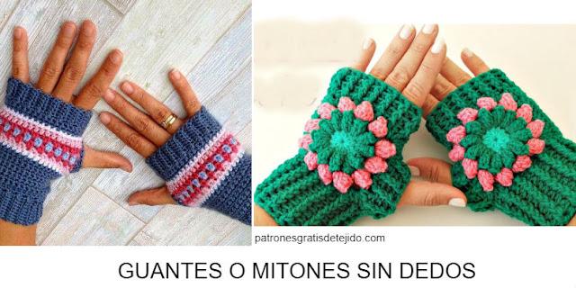como-tejer-mitones-sin-dedos-a-crochet