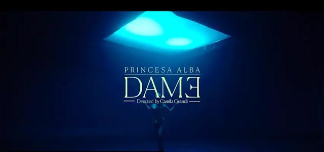 """El universo pop de Princesa Alba suma un nuevo sencillo: """"Dame"""""""