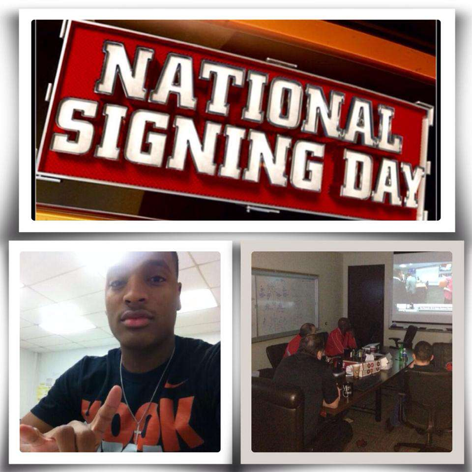 National Signing Day Wishes Images
