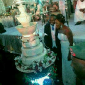 022 Wedding photos: Funke Akindele weds Kenny Almaroof