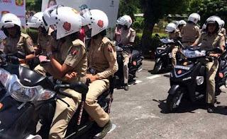 Women Help Desks in Police Stations