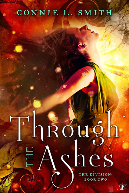 Cover Reveal: Through the Ashes (The Division: Book Two) by Connie L. Smith