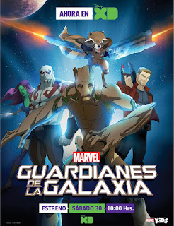 Guardians of the Galaxy WEB DL 1080p Dual Latino/Ingles