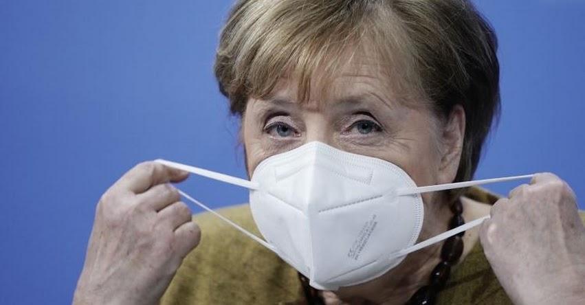 Alemania endurece medidas para enfrentar el covid-19 hasta mediados de febrero