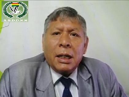 La Asociación Departamental de  Derechos Humanos de Santa Cruz rechaza todo acto arbitrario y de persecución en contra de ciudadanos bolivianos por parte del RÉGIMEN MASISTA