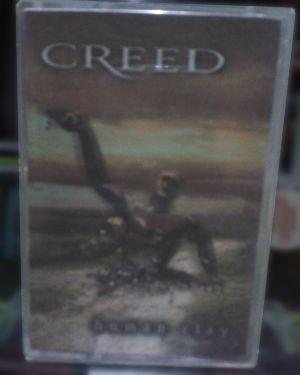 Kaset Creed - Human Clay