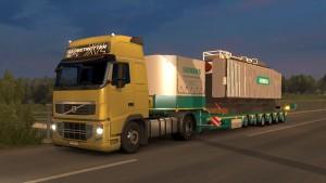 Trafo Siemens trailer mod