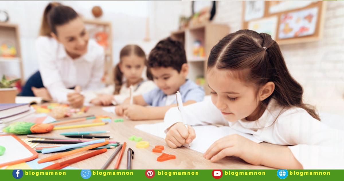 Đạo đức nghề nghiệp của giáo viên mầm non trong giáo dục trẻ mầm non