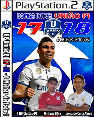 Bomba Patch União PI 17/18 (PS2) Atualizado até Junho 2017