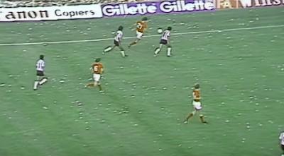 الأرجنتين وبلجيكا كأس العالم 1982