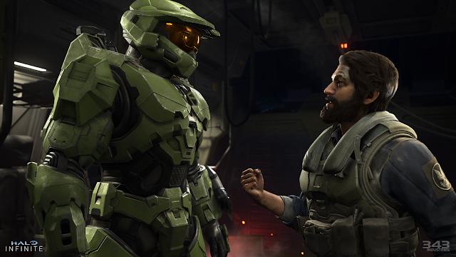 Screenshot from Halo Infinite