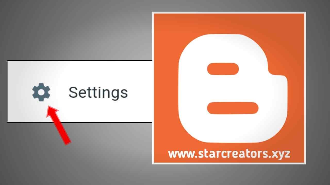 Basic settings Blogger : It's Very Important Settings For New Blogger Website