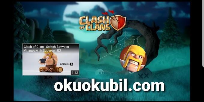 Clash of Clans v11.866.17 Sınırsız Para Mod Kaynaklar Kasım 2019