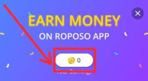 How to make money with Roposo Ap