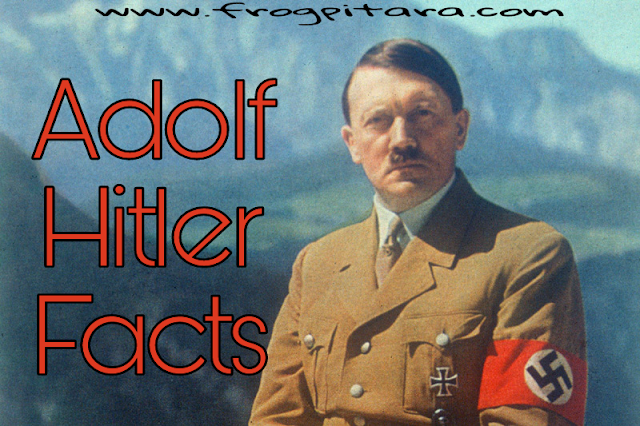 25 Adolf Hitler Facts In Hindi