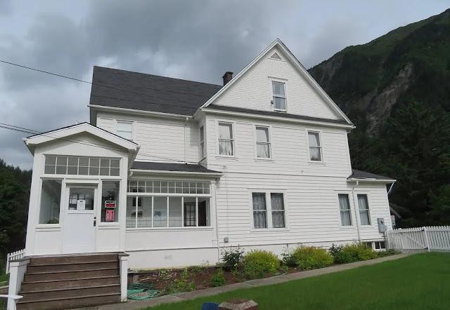 House of Wickersham in Juneau, Alaska
