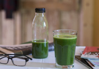 Wheat Grass Juice for kidney stones