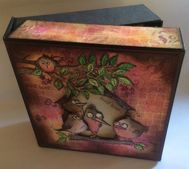 Box It kit by My Creative Spirit