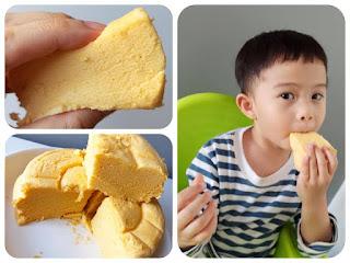 【食譜分享】超感動大成功!簡單蒸出雞蛋糕!