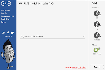 Download WinUSB V.3.7.0.1 Final Terbaru