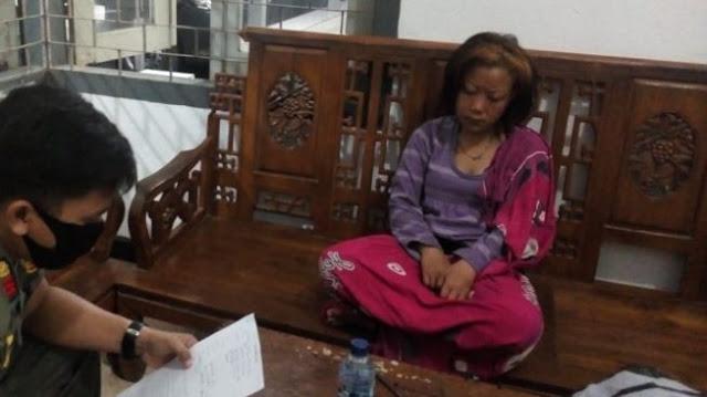 Ditinggal Pacar, Yuliati Stres Jalan kaki 3 Hari dari Malang ke Kediri