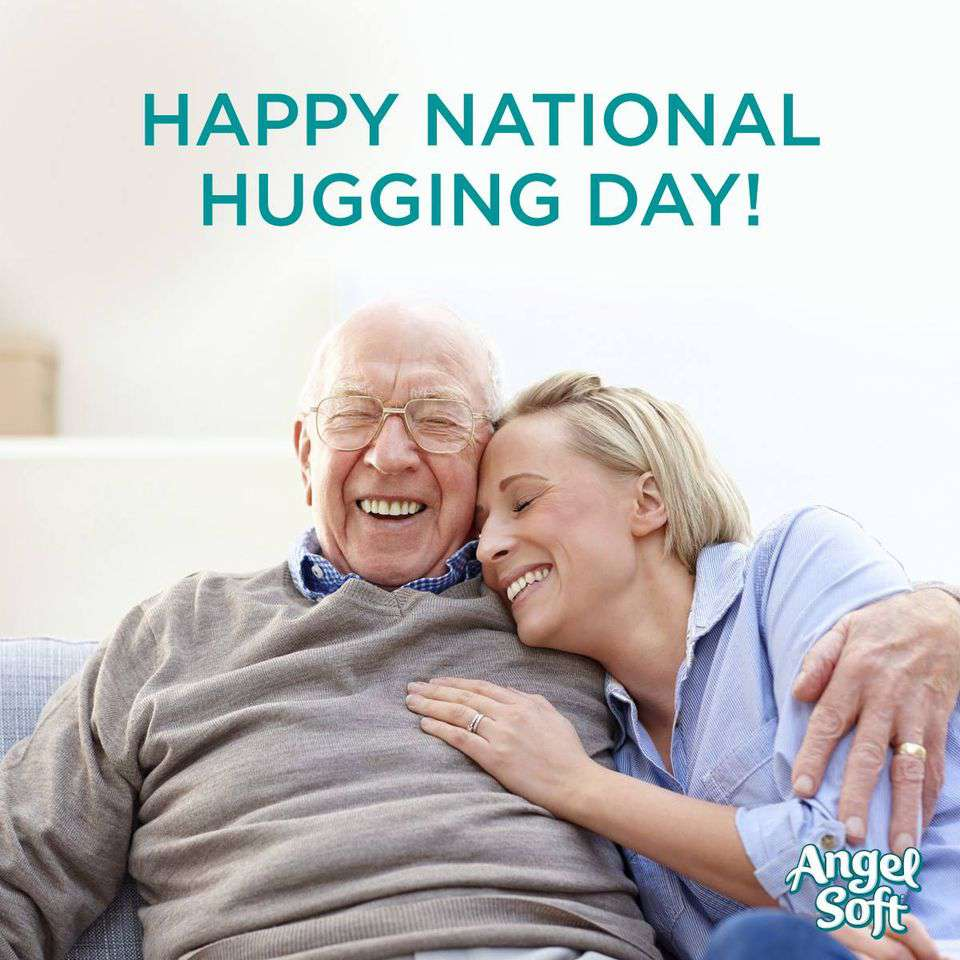 National Hugging Day Wishes for Whatsapp